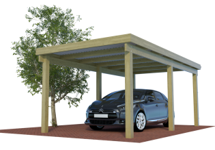 carportfabrik konfigurator carport selber bauen carport holz carport bausatz carports preise. Black Bedroom Furniture Sets. Home Design Ideas
