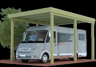 MULTI-Carports - die starken Carports mit 125kg/m²